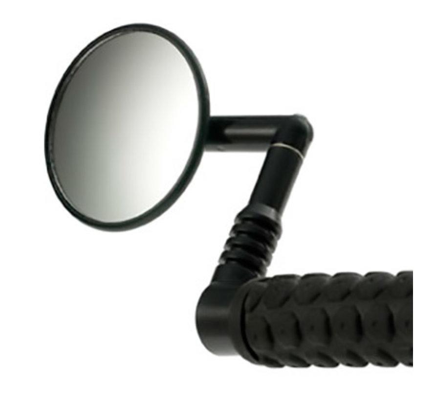 Miroir de vélo guidon droit (montagne / hybride)
