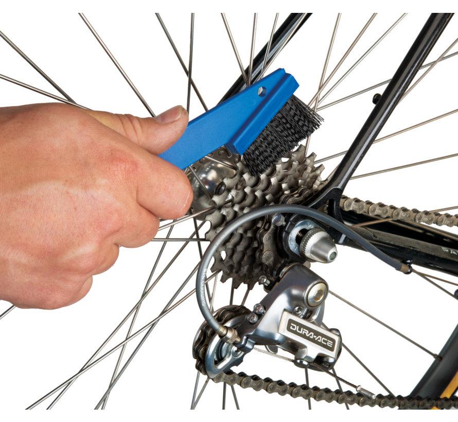 GSC-1 Brosse de nettoyage pour vélo