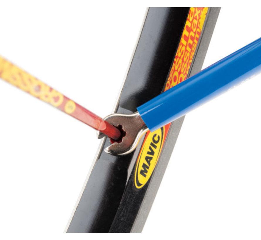 Clé à rayon pour roue vélo Mavic
