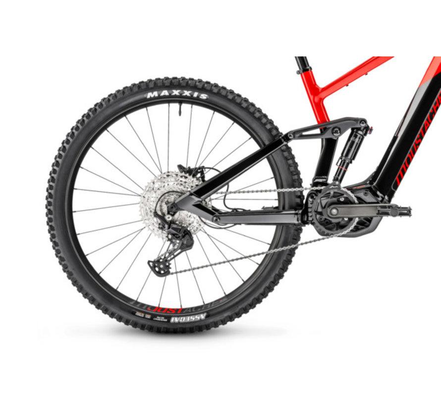 Samedi 29 Trail 2 2021- Vélo électrique de montagne All-mountain double suspension