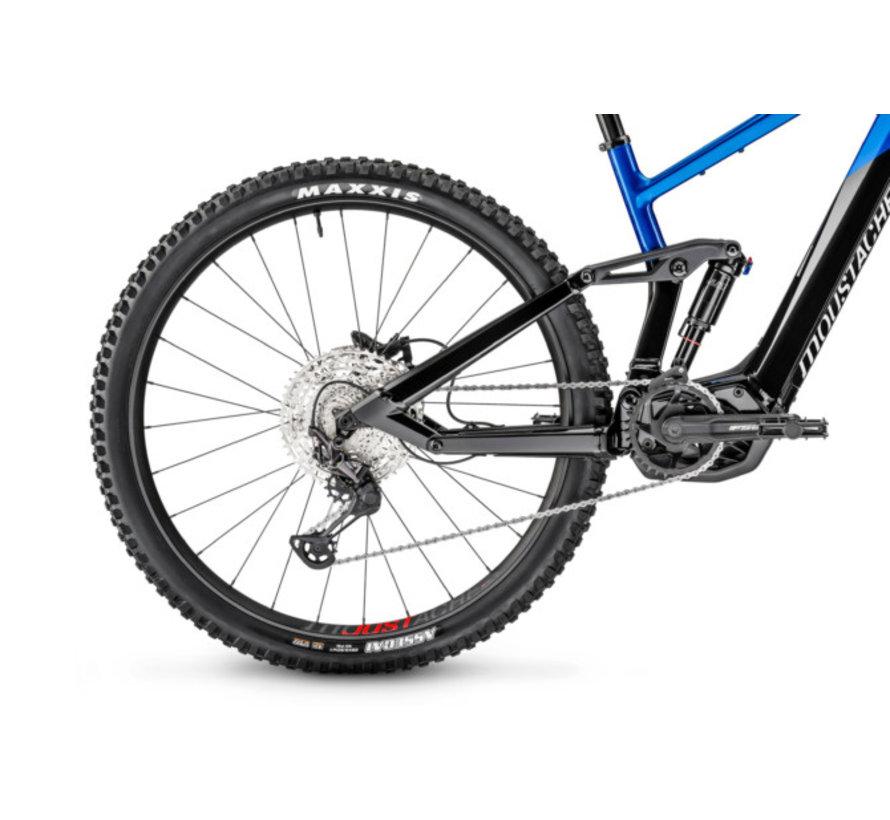 Samedi 29 Trail 6 2021 - Vélo électrique de montagne All-mountain double suspension