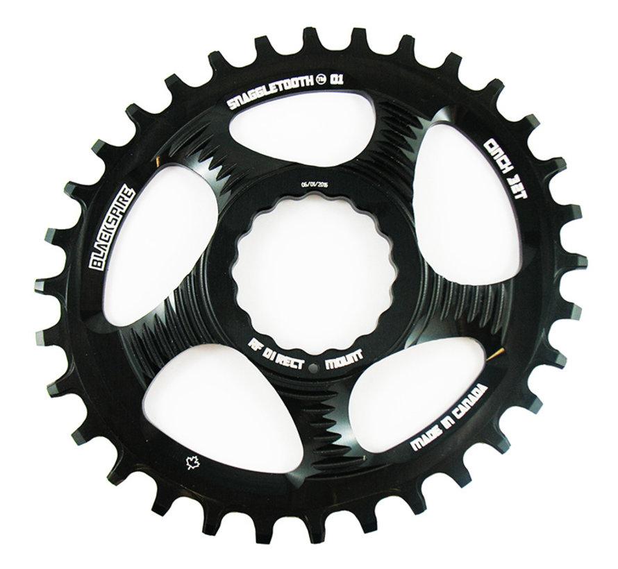 Snaggletooth RaceFace Cinch 6mm - Plateau de vélo