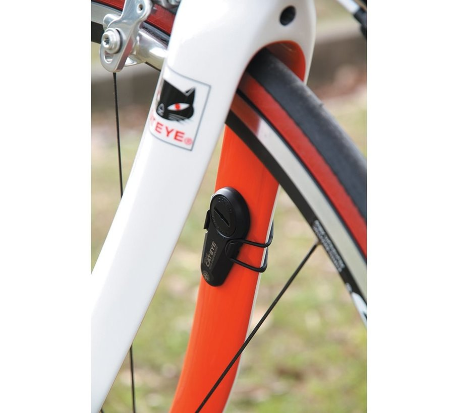 Strada Slim - Cyclomètre sans fil CC-RD310W