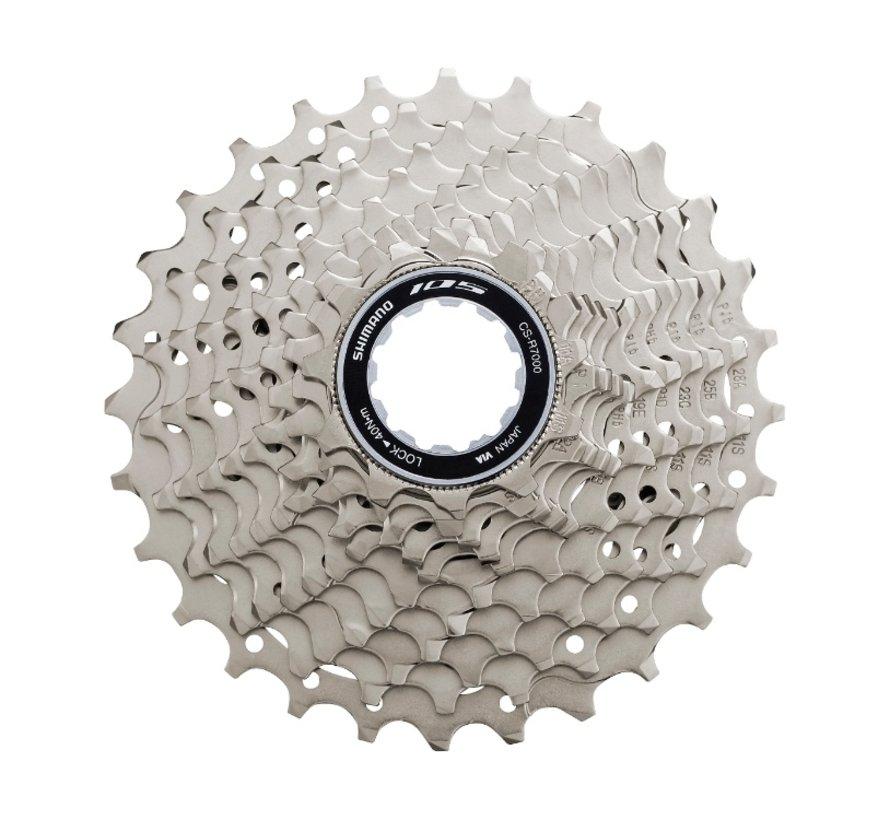 105 CS-R7000 - Cassette vélo de route 11 vitesses