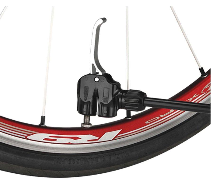 Sport Floor Drive - Pompe à pied pour vélo