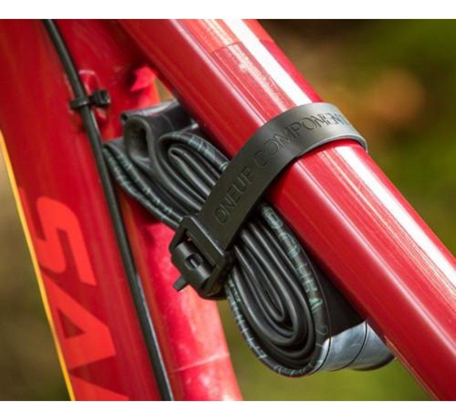Sangles pour tube vélo (fixation)