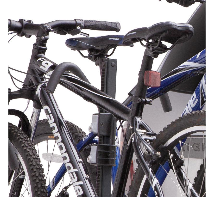 Porte-vélos Crest sur attache remorque