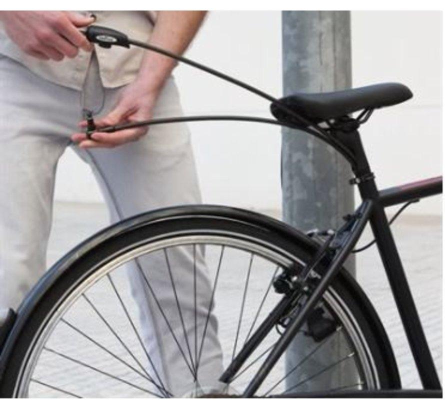 Cadenas à câble pour tige de selle vélo