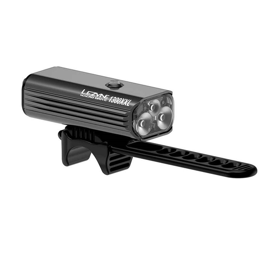 Lumière vélo Macro Drive 1300XXL (avant)