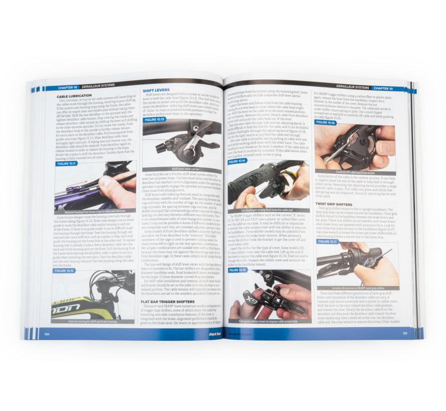 Big Blue Book of Bicycle Repair - Livre de réparation de vélos