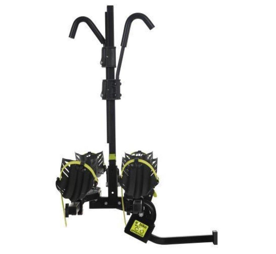 Support à vélo Current sur attache remorque (E-bike, Fat bike)
