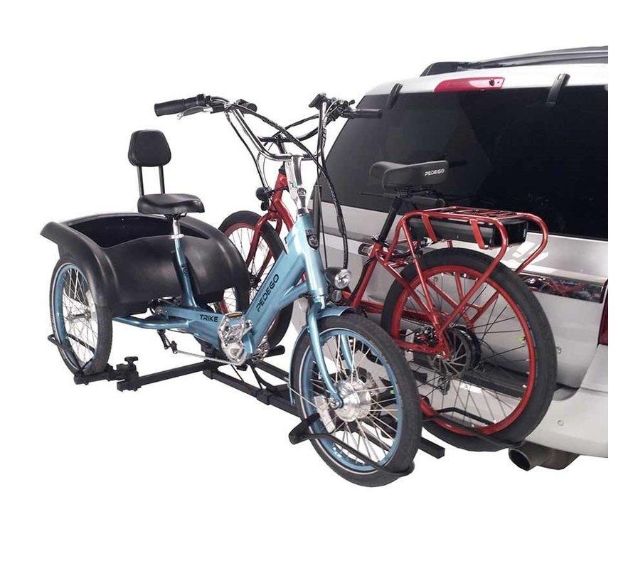 Trike 3 - Support pour tricycle sur attache remorque