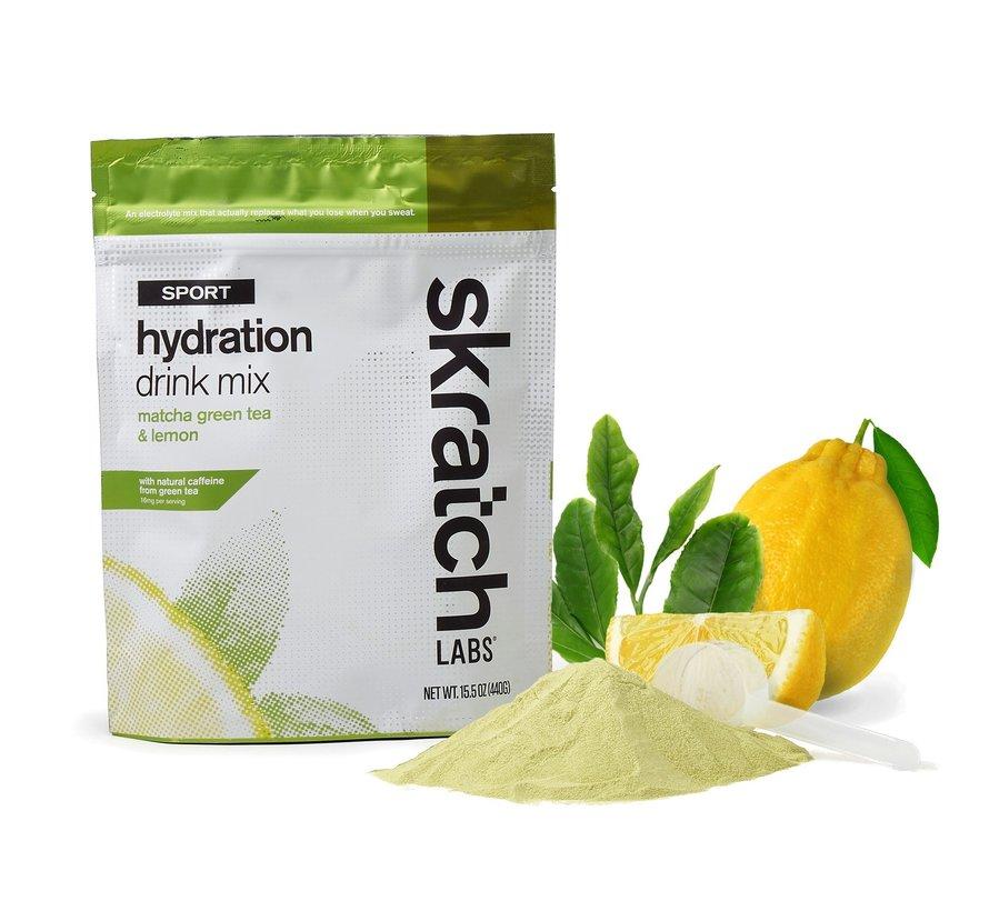 Boisson Hydratation de sport