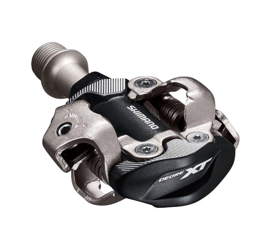 PD-M8100 - Pédale SPD à clip de vélo montagne