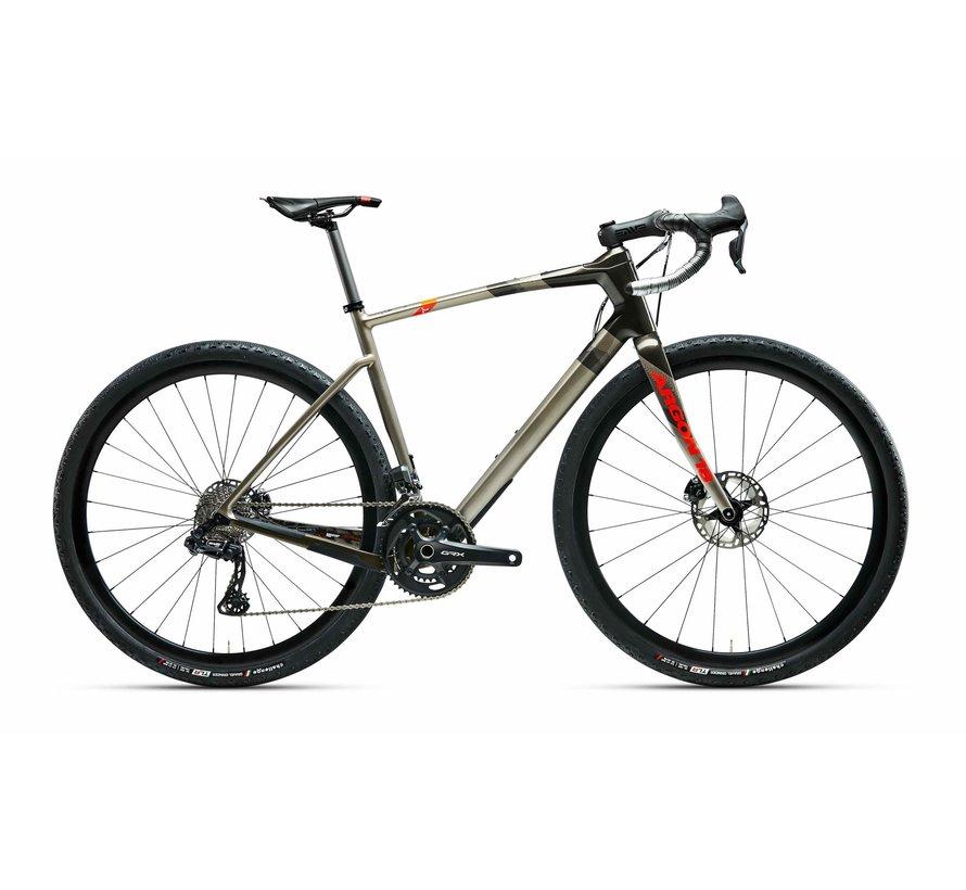 Dark Matter GRX Di2 2021 - Vélo gravel bike