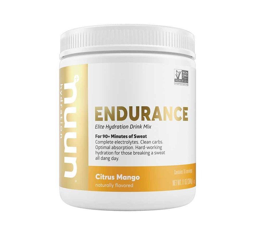 Endurance Poudre électrolytes