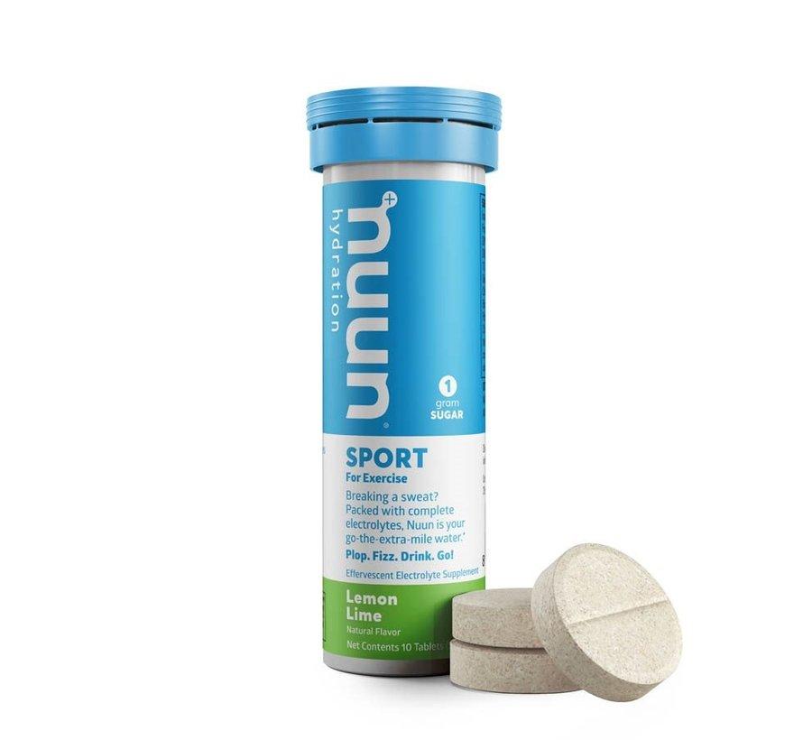 Comprimés Sport - Électrolytes