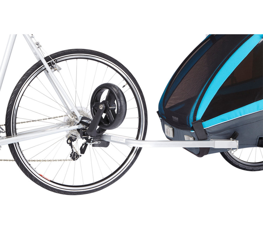 Coaster XT - Remorque-vélo 2 places