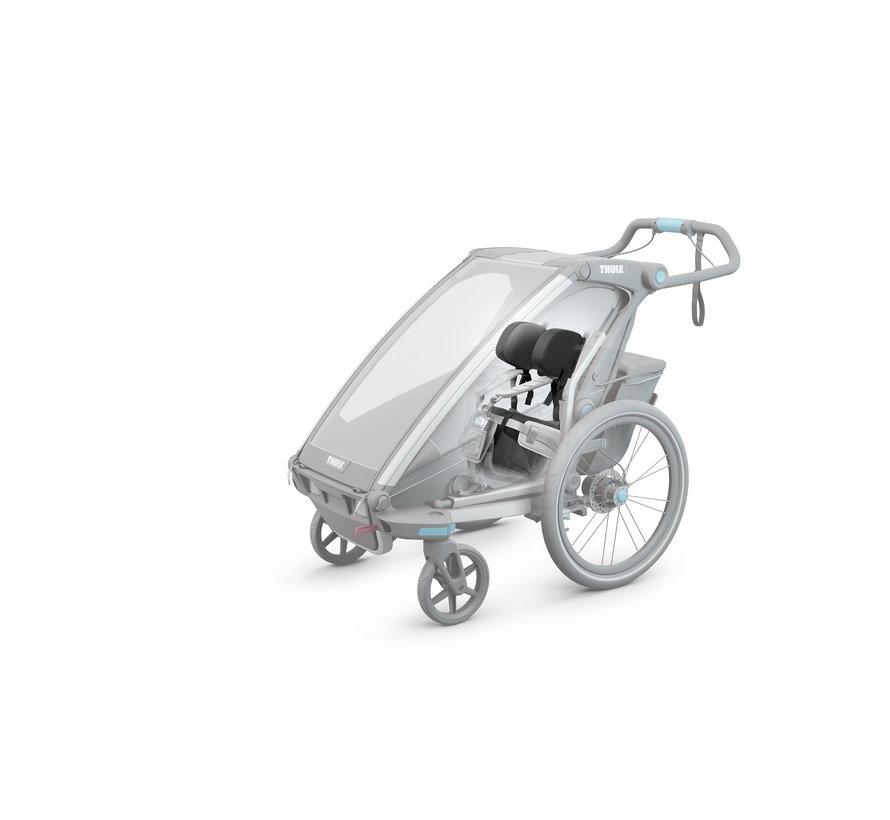 Appuie-tête de remorque-vélo pour bébé