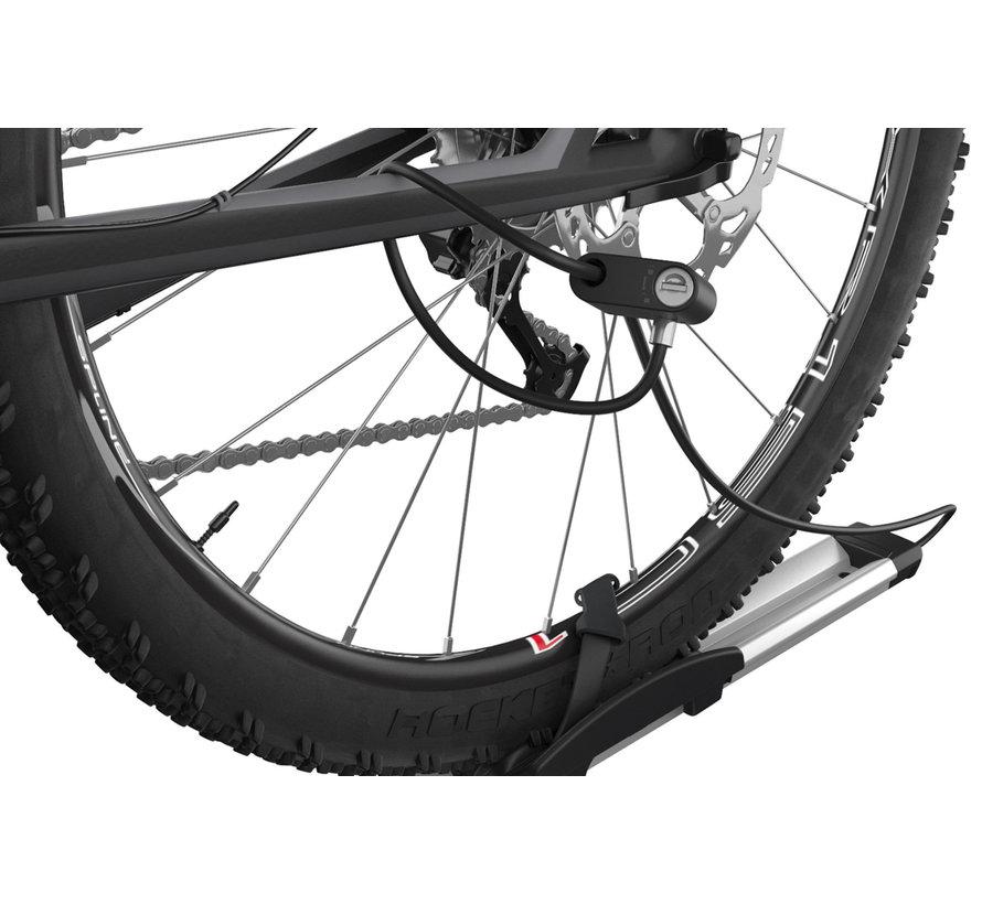 Upride - Support à vélo de toit (fat bike)