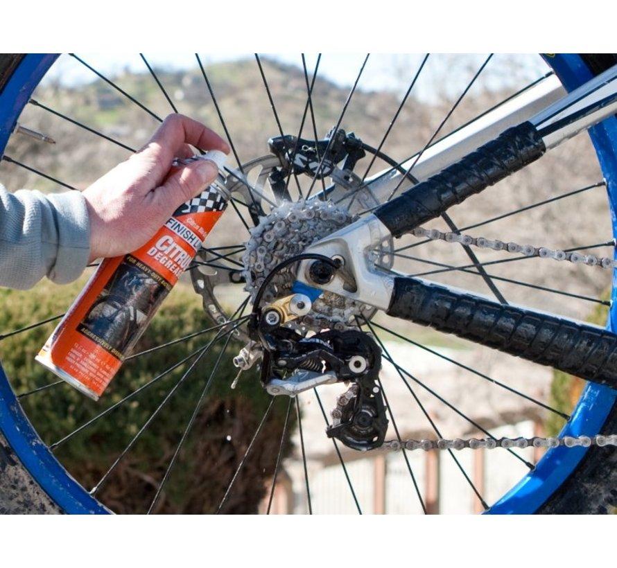Citrus - Dégraisseur de chaîne de vélo