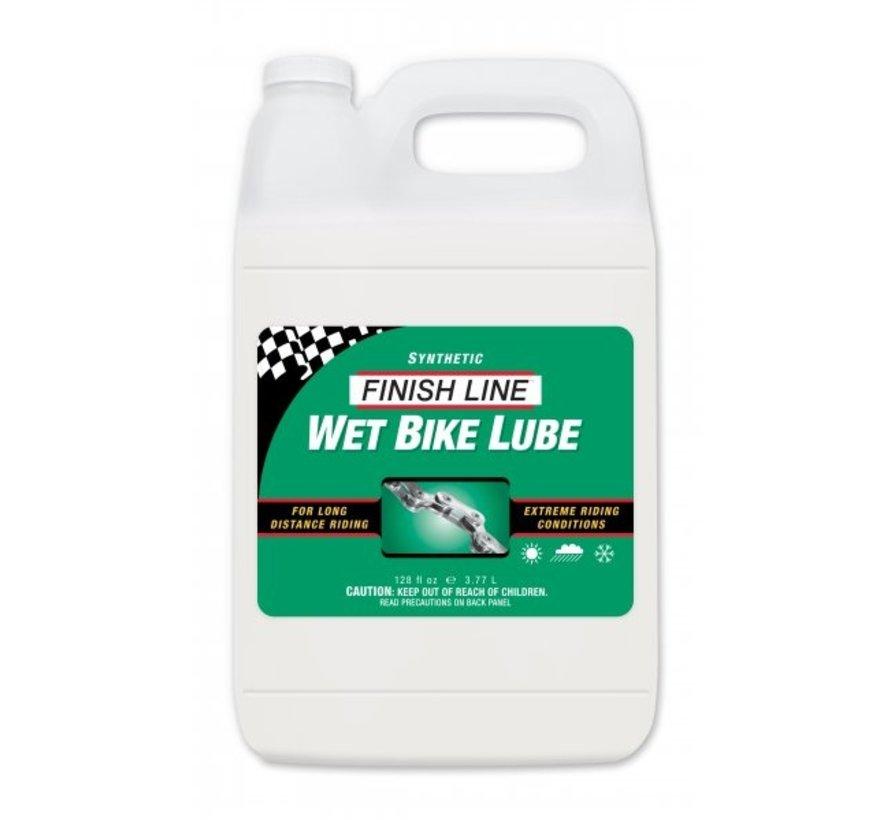 Wet Huile synthétique - Lubrifiant pour pièces de vélo