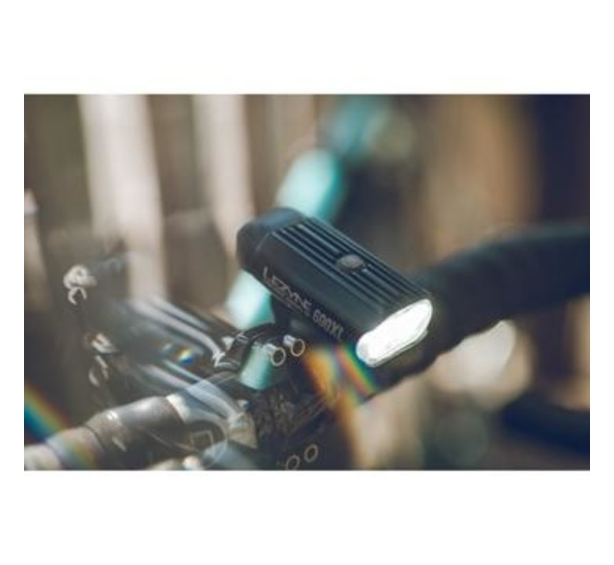Lumière vélo Micro Drive 600XL (avant)