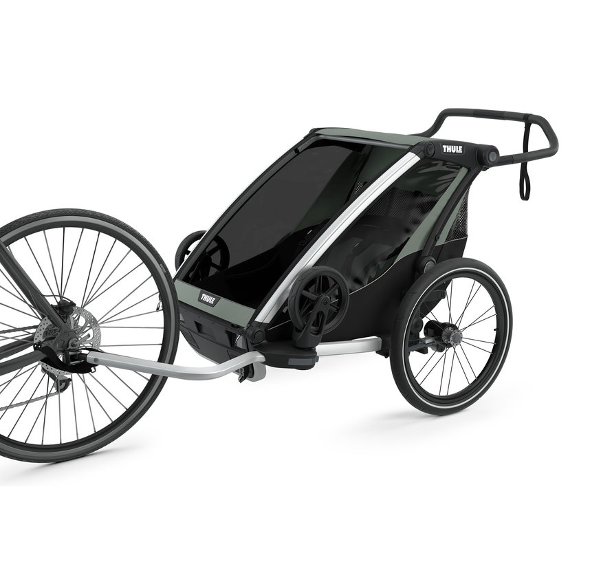 Chariot Lite - Remorque-vélo multisport