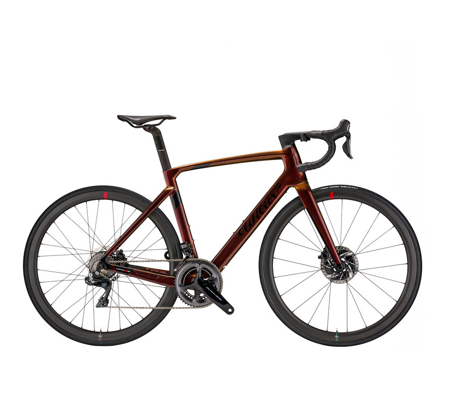 Cento 10 Hybrid Ultegra 2021 - Vélo électrique de route endurance