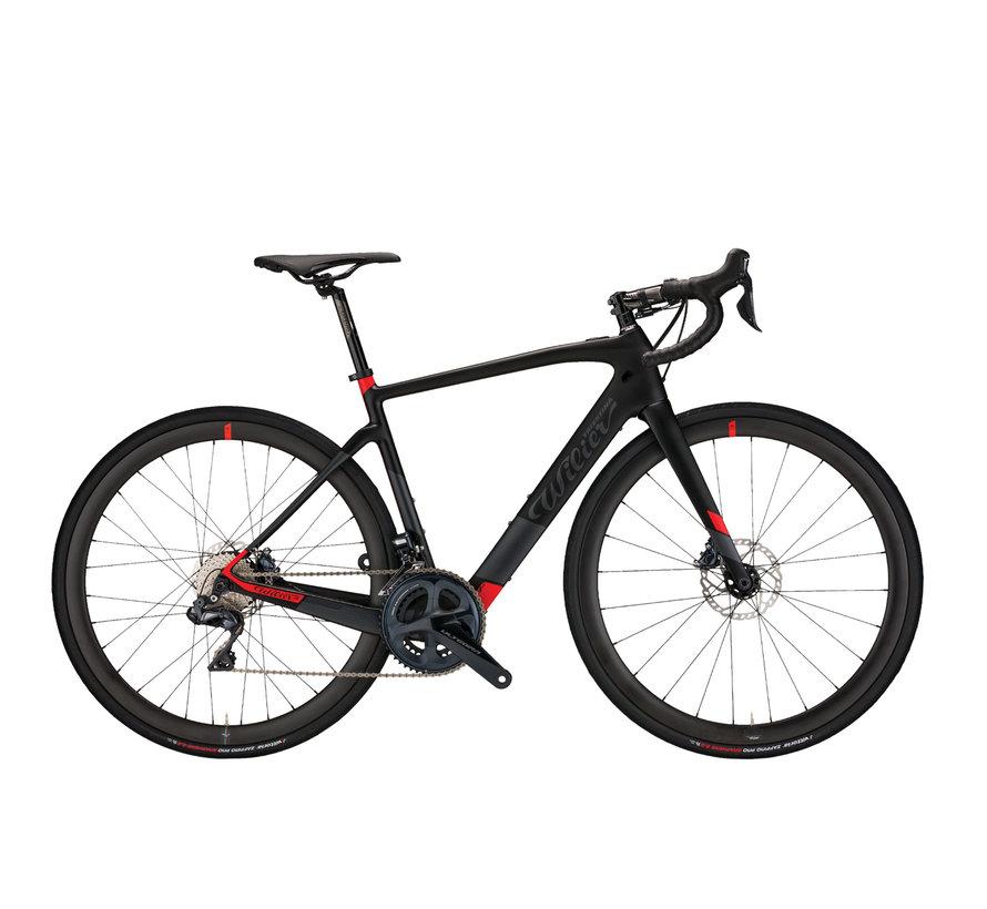 Cento 1 Hybrid Ultegra Di2 2021 - Vélo électrique de route endurance