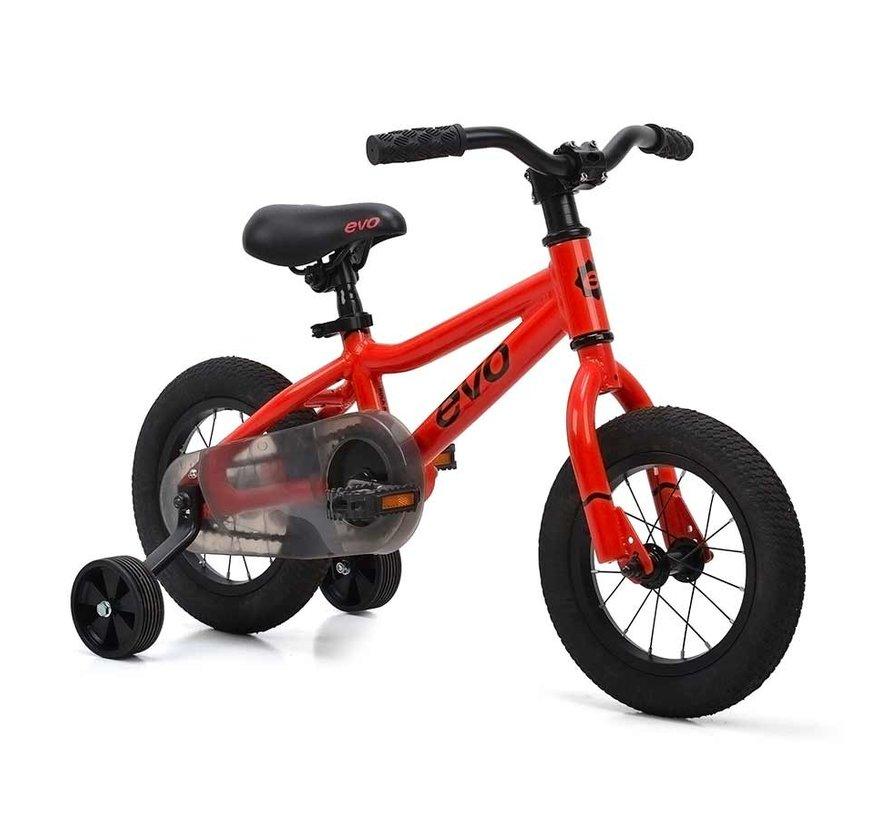 Rock Ridge 12 2022 - Vélo sur roues 12 pouces pour enfant 3 à 4 ans