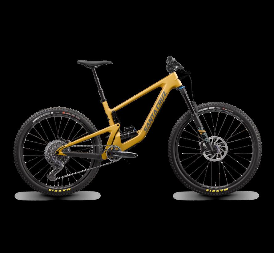 Bronson 4 C MX S 2022 - Vélo montagne All-mountain