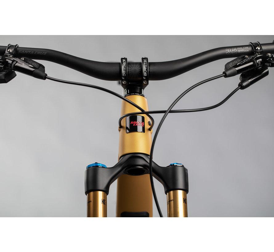 Bronson 4 C MX XT 2022 - Vélo montagne All-mountain