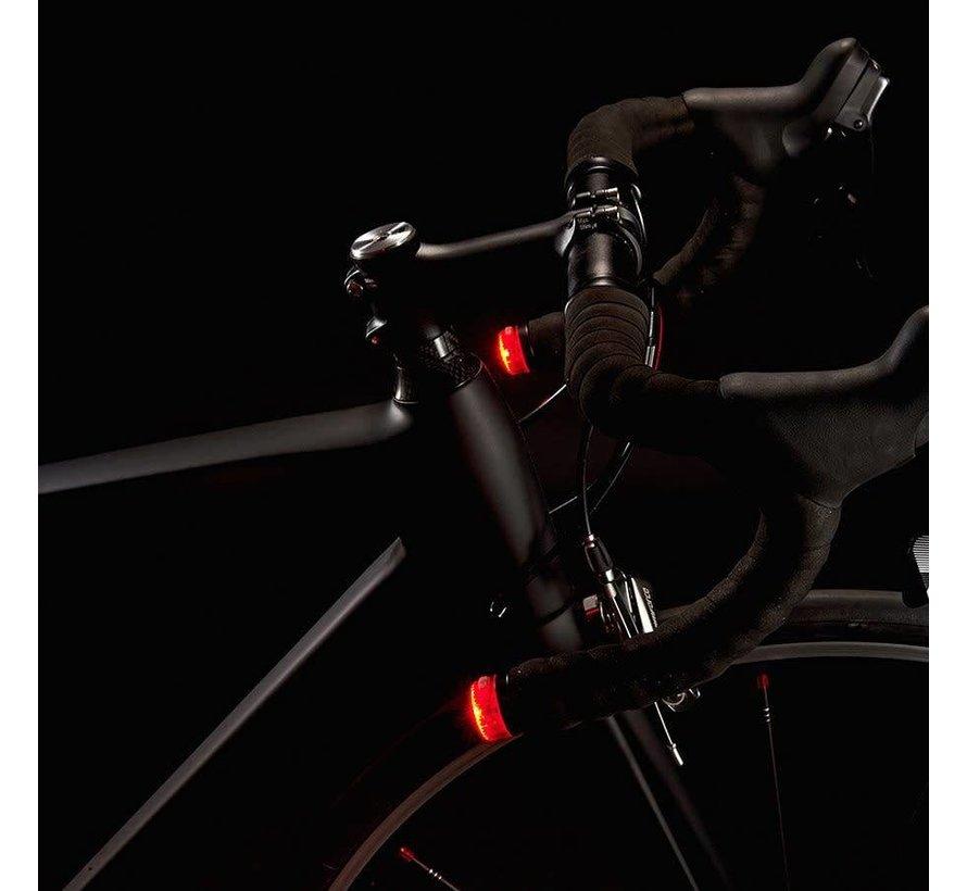 Lumière vélo Loop 2 pour guidon de route (arrière)