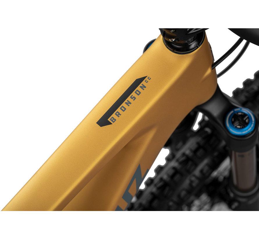 Bronson 4 CC MX X01 2022 - Vélo montagne All-mountain