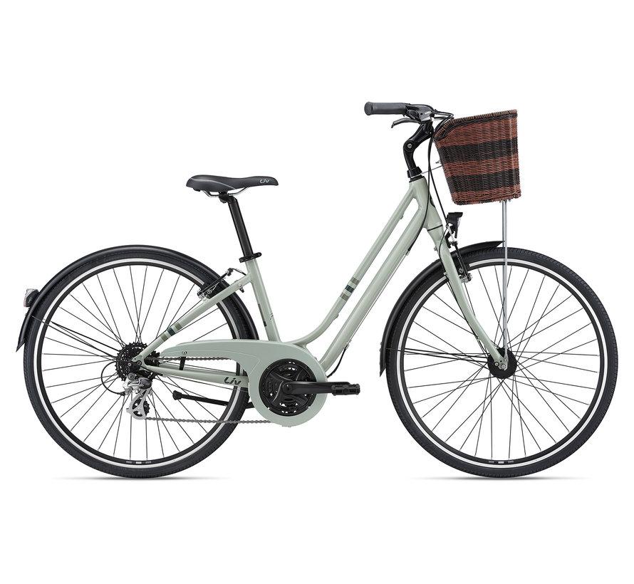 Flourish 2 2022 - Vélo hybride confort Femme