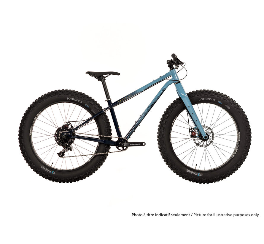Torngat 27.5 2022 - Vélo fat bike à pneu surdimensionné