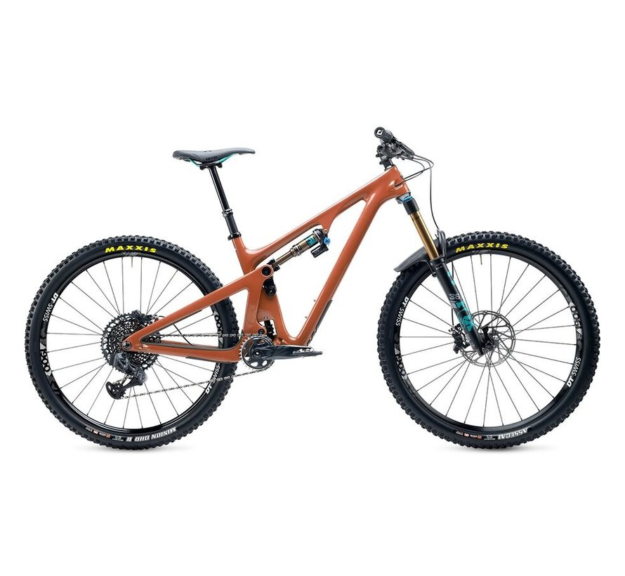 SB130 CLR GX AXS - Vélo montagne All-mountain double suspension