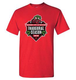 Inaugural Season Red Tee