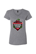 2640 Ladies Inaugural Season Graphite Tee