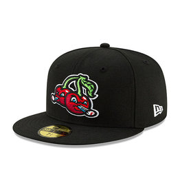New Era 59Fifty Fitted Black Cap