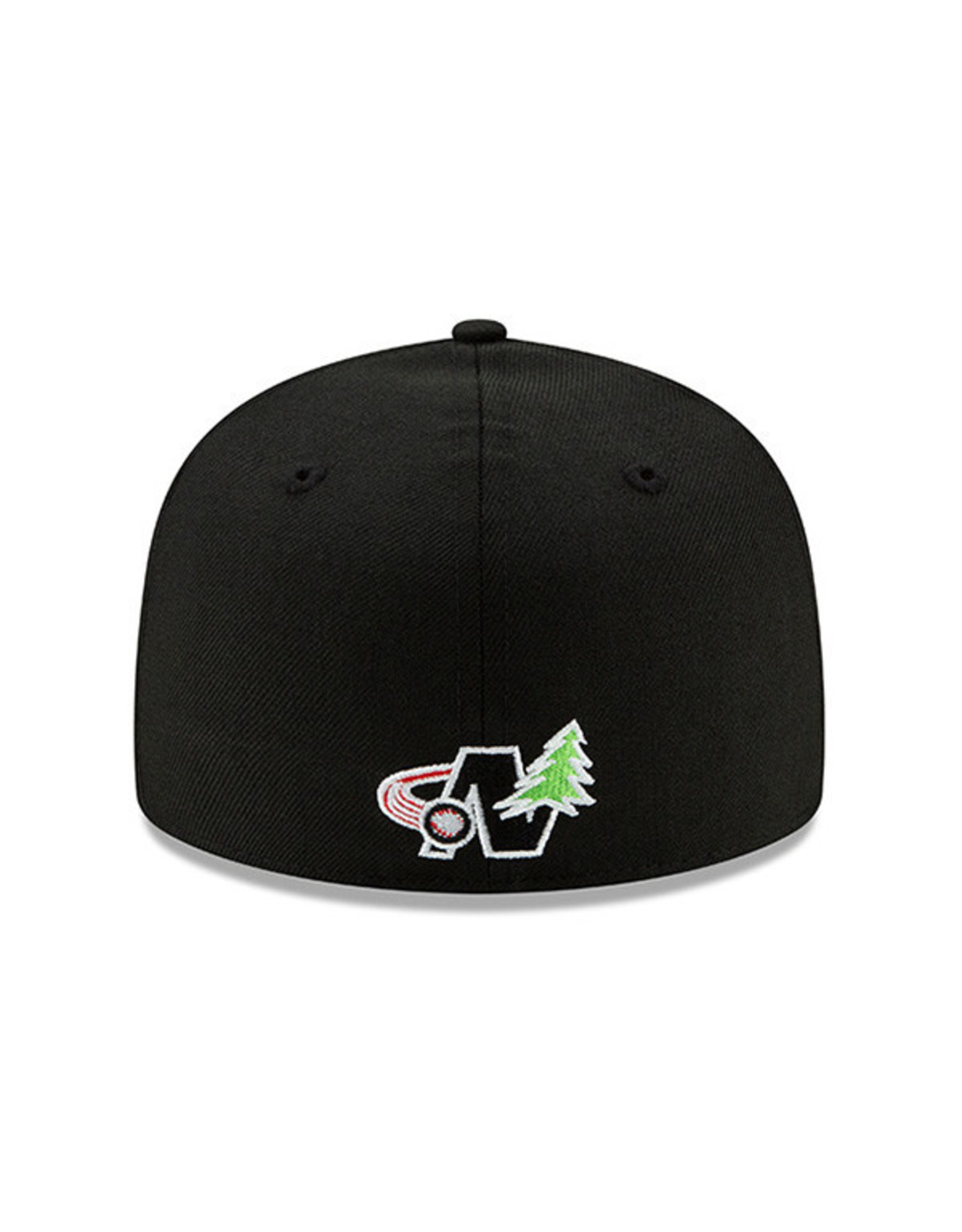 New Era 1000 59Fifty Fitted Black Cap