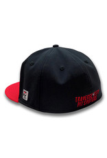 The Game 1520 Youth Two-Tone Black/Red Game Changer Cap