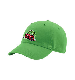 Youth Lime Unstructured Cherries Cap