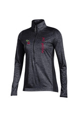 Champion 3740 Ladies Marathon Deep Zip H.Black CLEARANCE