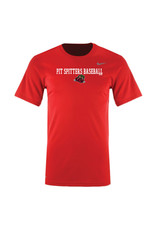 Nike 2251 Nike Dri-Fit Red Tee