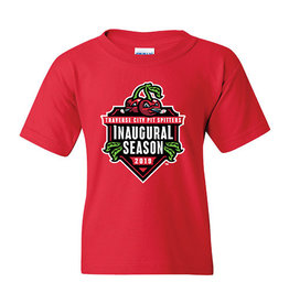 Youth Inaugural Season Red Tee