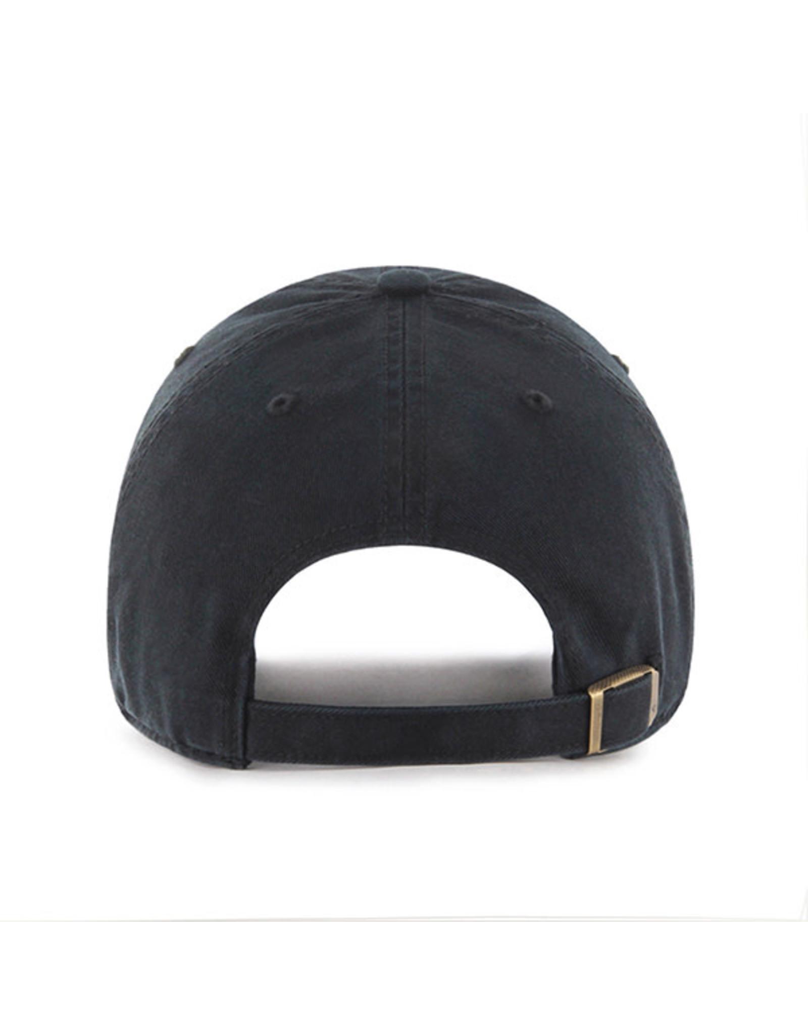 '47 Brand 1210 Black Clean Up Cap