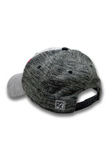 The Game 1237 Game Changer Heathered Grey/Black Cap