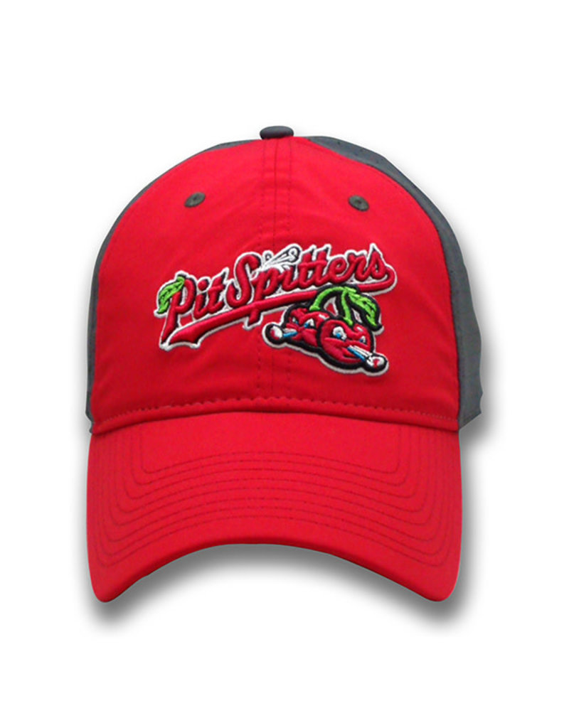 The Game 1233 Game Changer Relaxed Perf Red/Graphite Cap